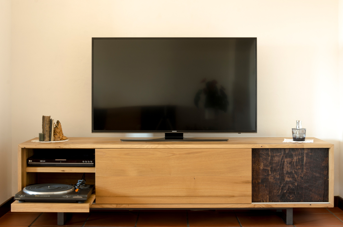 Alessandro Servalli Furniture Cabinet Tv Sideboard Custom Made Design_3