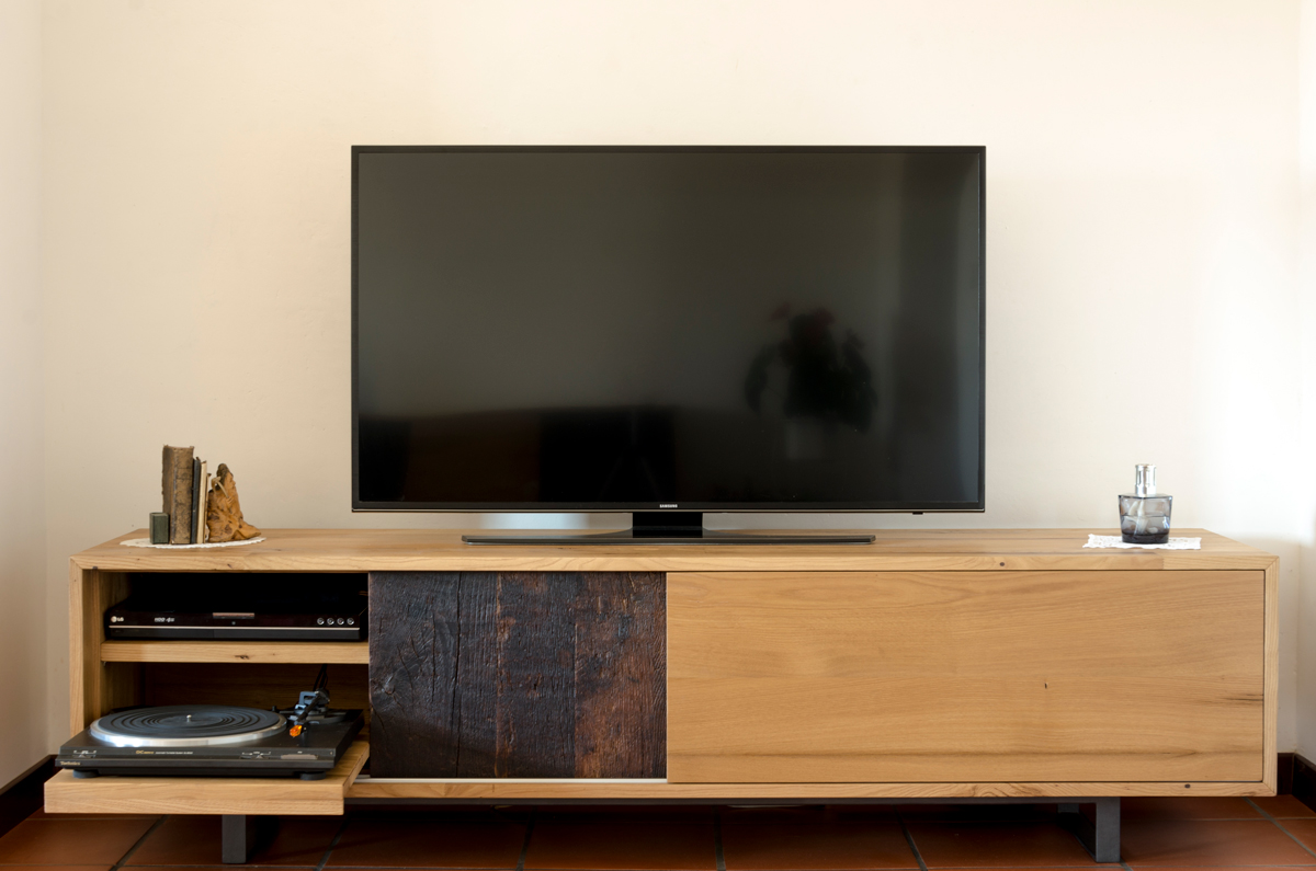 Alessandro Servalli Furniture Cabinet Tv Sideboard Custom Made Design_4